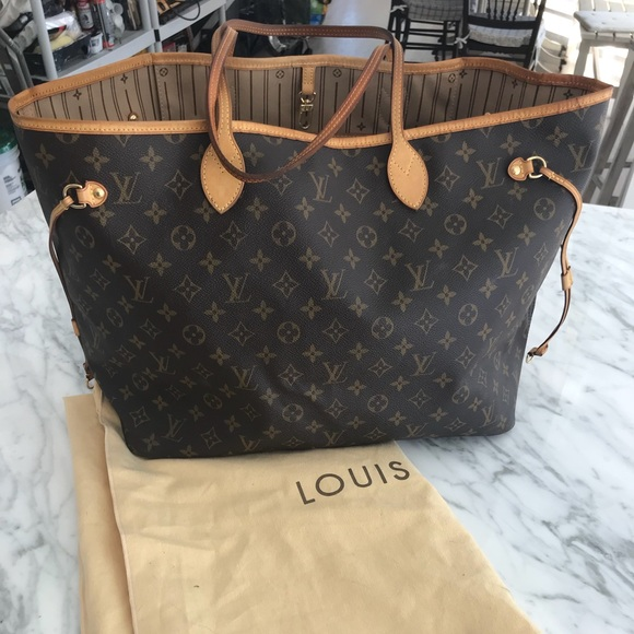 f45936f416 Louis Vuitton Bags | Neverfull Gm Monogram | Poshmark